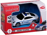 """Полицейска кола - Детска играчка със звукови и светлинни ефекти от серията """"SOS"""" - играчка"""