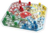 """Не се сърди човече - Детска състезателна игра от серията """"Пес Патрул"""" - играчка"""