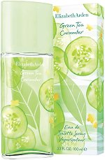 Elizabeth Arden Green Tea Cucumber EDT - Дамски парфюм -