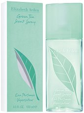 Elizabeth Arden Green Tea EDT - Дамски парфюм -