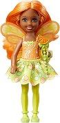 """Челси - Цитрусова фея - Кукла с аксесоар от серията """"Dreamtopia"""" - кукла"""
