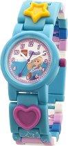 Детски ръчен часовник - LEGO Friends: Stephanie