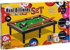 Билярд - Детска настолна игра -