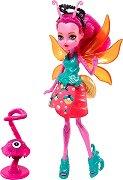 """Лумина с чудовищно растение - Кукла с фигурка от серията """"Monster High"""" -"""