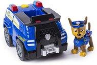 """Чейс с полицейски автомобил - Комплект за игра от серията """"Пес патрул"""" - играчка"""