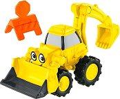 """Scoop - Комплект за игра от серията """"Боб строителя"""" - количка"""
