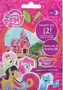 """Малкото пони - Мини фигурка - изненада от серията """"My Little Pony"""" - играчка"""