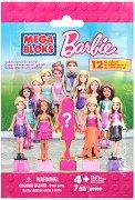 """Мини фигурка - Барби - Комплект за сглобяване - изненада от серията """"Barbie"""" - пъзел"""