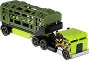 """Камион - Caged Cargo - Играчка от серията """"Hot Wheels: Track Stars"""" -"""