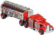 """Камион - Fuel & Fire - Играчка от серията """"Hot Wheels: Track Stars"""" -"""
