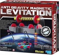 """Магнитна левитация - Детски образователен комплект от серията """"Kidz Labs"""" - играчка"""