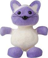 """Направи сам играчка от вълна -  Котенцето Chat Siamois - Творчески комплект от серията """"Fuzzeez"""" -"""