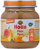 Holle - Био пюре от круши - продукт