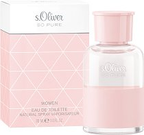 s.Oliver So Pure Women EDT - Дамски парфюм - парфюм