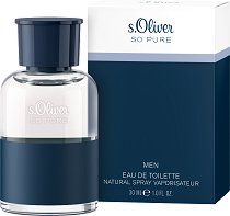 s.Oliver So Pure Men EDT - Мъжки парфюм -