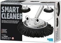 """Робот за почистване - Образователен комплект от серията """"Mechanic Fun"""" - играчка"""