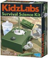 """Наука за оцеляването - Детски образователен комплект от серията """"Kidz Labs"""" - играчка"""
