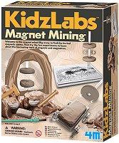 """Магнитна мина - Детски образователен комплект от серията """"Kidz Labs"""" - играчка"""
