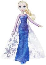 """Елза  - Кукла с аксесоари от серията """"Замръзналото кралство"""" - творчески комплект"""