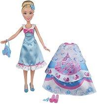 """Пепеляшка - Модна икона - Кукла с аксесоари от серията """"Принцесите на Дисни"""" -"""