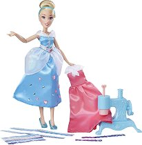"""Пепеляшка - Украси роклите - Кукла с аксесоари от серията """"Принцесите на Дисни"""" - играчка"""