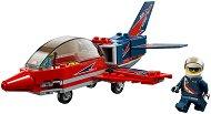 """Авиошоу - Детски конструктор от серията """"LEGO: City"""" - кукла"""
