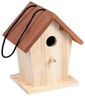 Къщичка за птички - играчка