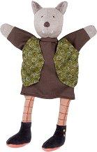 Кукла за куклен театър - Вълк джентълмен -