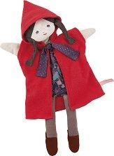 """Кукла за куклен театър - Червената шапчица - От серията """"Les Contes"""" -"""