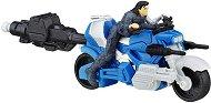 """Зимният Войник с мотоциклет - Екшън фигура от серията """"Отмъстителите"""" - раница"""