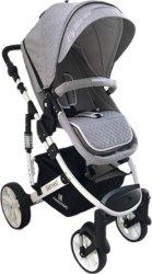 Комбинирана бебешка количка - Beloved - С 4 колела -