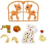 """Модният свят на Ябълчица - Комплект за игра с аксесоари от серията """"My Little Pony"""" - играчка"""