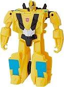 """Bumblebee - Трансформираща се играчка от серията """"Transformers: Cyberverse"""" - играчка"""