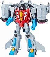 """Starscream - Starseeker Missile - Трансформираща се играчка от серията """"Transformers: Cyberverse"""" - играчка"""