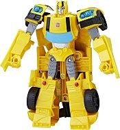 """Bumblebee - Hive Swarm - Трансформираща се играчка от серията """"Transformers: Cyberverse"""" - творчески комплект"""