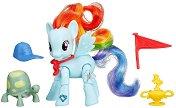 """Дъгичка - Комплект за игра с аксесоари от серията """"My Little Pony"""" - играчка"""