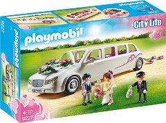 """Сватбена лимузина - Детски конструктор от серията """"City Life"""" - играчка"""