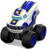 """Храбрингтън - Играчка от серията """"Пламъчко и машините"""" - количка"""