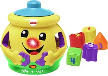 Сортер - Laugh & Learn - Интерактивна играчка за сортиране и подреждане -