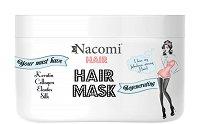 Nacomi Regenerating Hair Mask - Възстановявяща маска за коса - шампоан