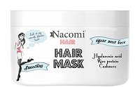 Nacomi Smoothing Hair Mask - Изглаждаща маска за коса - крем