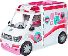 """Линейка - Комплект за игра с аксесоари от серията """"Barbie"""" - кукла"""