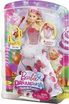 """Барби - Музикална принцеса - Комплект с аксесоари от серията """"Barbie: Dreamtopia"""" - кукла"""