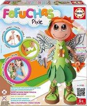 Направи сама кукла Fofuchas - Фея - Творчески комплект -