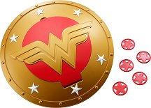 """Изстрелващ щит - Комплект за игра от серията """"DC Super Hero Girls"""" -"""