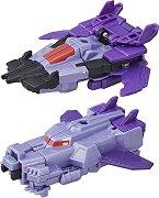 """Shockdrive и Warnado - 2 комбиниращи се фигури за игра от серията """"Transformers: Combiner Force"""" -"""