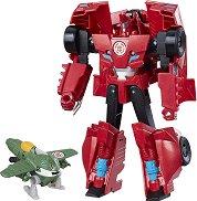 """Great Byte и Sideswipe - 2 комбиниращи се фигури за игра от серията """"Transformers: Combiner Force"""" -"""