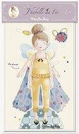 """Облечи феята - Творчески комплект от серията """"Il Etait Une Fois"""" -"""