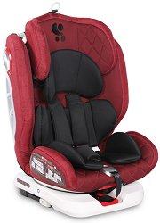 """Детско столче за кола - Roto - За """"Isofix"""" система и деца от 0 месеца до 36 kg -"""