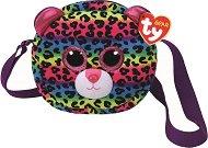 """Плюшена чанта за рамо - Леопард Dotty - Детски аксесоар от серията """"Gear"""" - раница"""